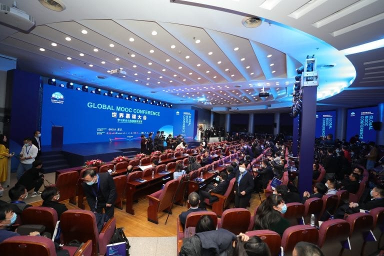 First Global MOOC Conference held at Tsinghua University