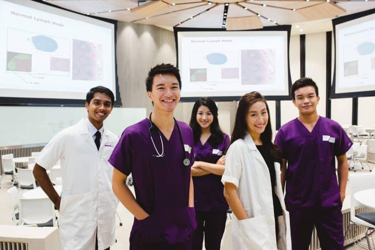NTU medical program's innovative pedagogy