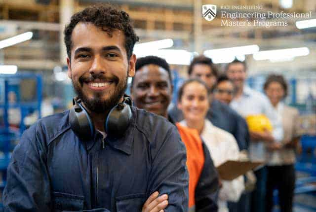 Rice approves new online Master of Engineering Management and Leadership