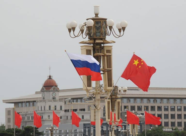 """""""Russia and China in Global Politics"""", a new English Master's at St Petersburg"""