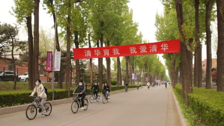 China's Tsinghua University turns pandemic into reform opportunity