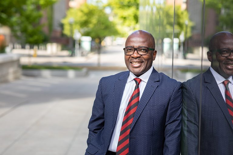 Alexie Tcheuyap named University of Toronto's head of international student experience