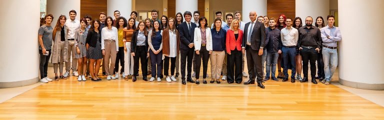 First cohort to graduate from Bocconi-Politecnico Cyber Risk Master's Degree