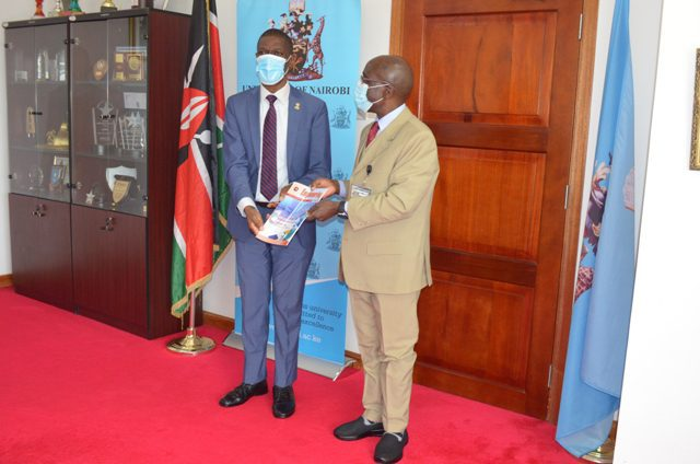 Partnership with engineers to promote best practices in Kenya